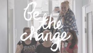 Sisterhood Be the Change Week
