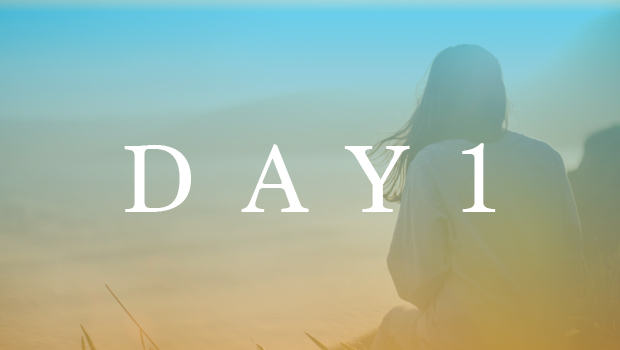 2 Weeks of Prayer and Fasting - Day 1
