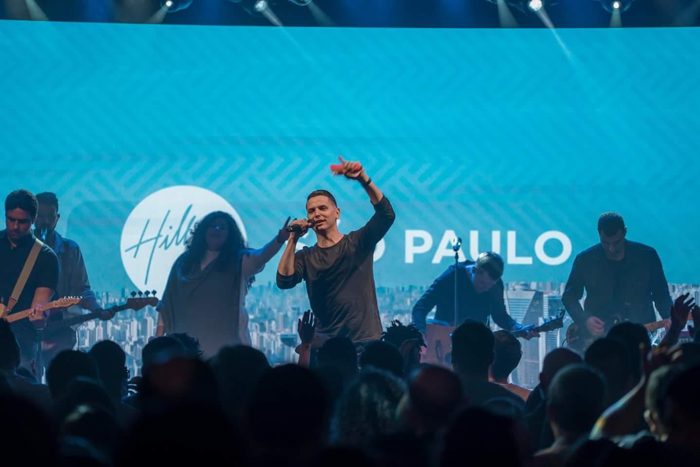 Rafael Bitencourt, Pastor - Hillsong São Paulo