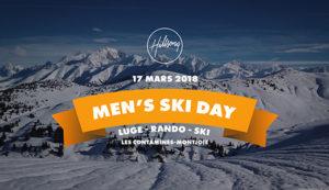 Men's Ski Day