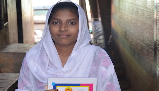 Vision Rescue: Chandhini's Story