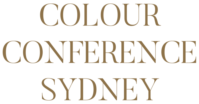 Colour Conference Sydney - To Make The World a Better Place | Colour