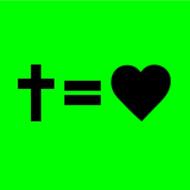 Крест = любовь