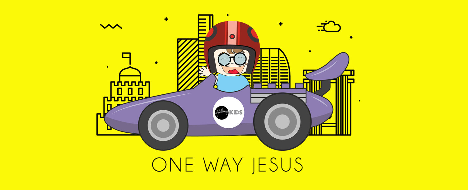 """One Way Jesus"" Summer Camp"