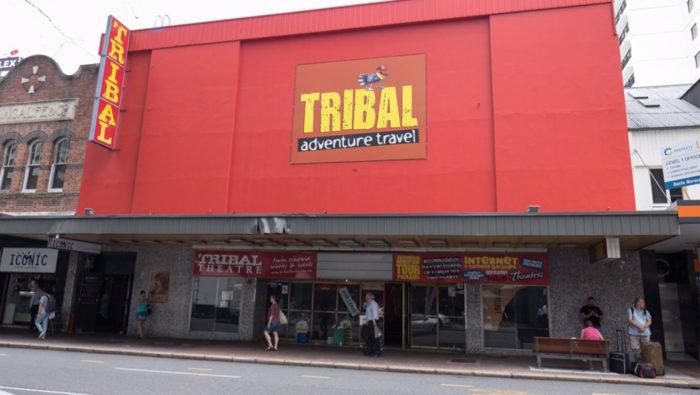 Hillsong Church to renovate Brisbane's disused Tribal Theatre