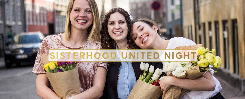 Sisterhood United Night 25/05