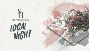 Sisterhood Local Night - Guildford