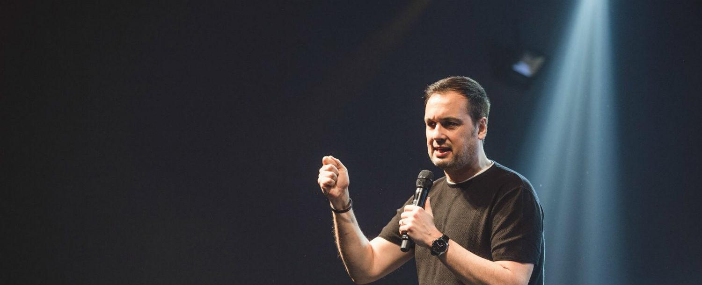 Mário Rui Boto, Lead Pastor - Hillsong Portugal