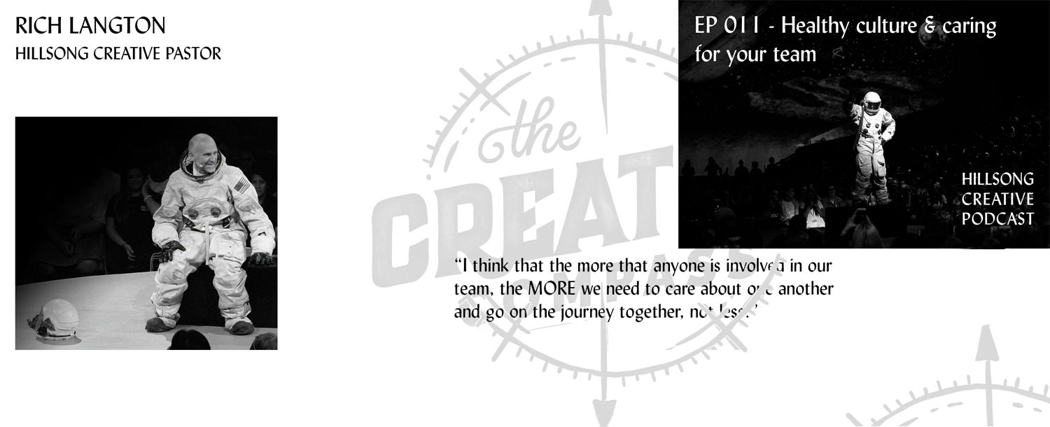 Hillsong Creative Podcast Ep 011