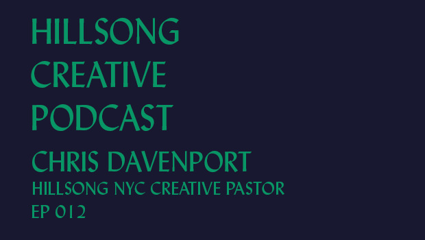 Hillsong Creative Podcast Ep 012
