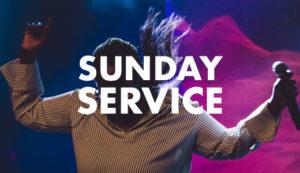 Sunday Services 15/07