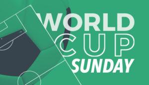 World Cup Sunday - 15/07