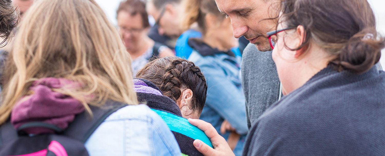Beach Baptisms Rotterdam