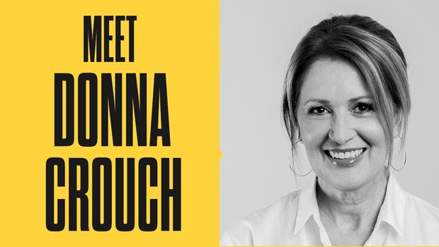 Meet Donna Crouch