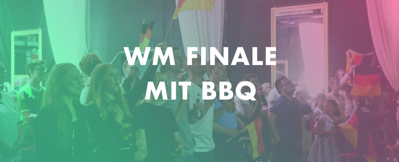 Public Viewing WM Finale