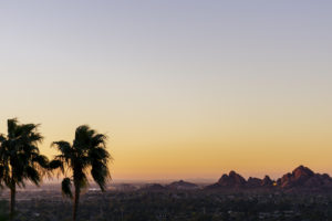 Living in Phoenix