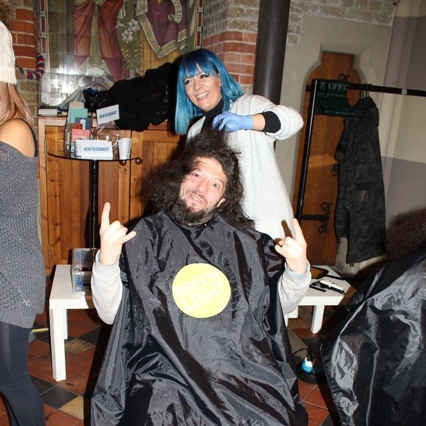 Greenlight Hair4Homeless