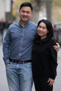 Chris & Samantha Yong
