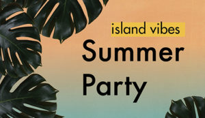 Summer Party Amsterdam