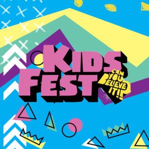 Kidsfest Melb 28th Sep