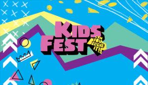 Melbourne Kidsfest 2018