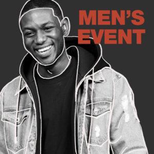 Men's Event THIS THURSDAY!
