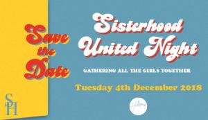 Sisterhood United Night - Oxford