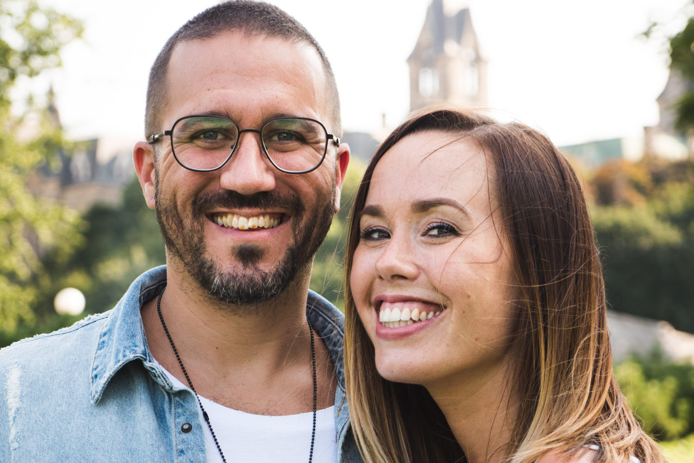 Caleb and Julie Davidson, Ottawa Campus Pastors