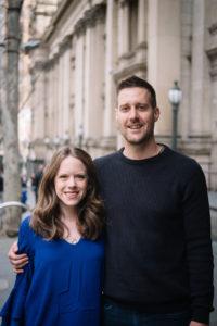 Brad & Catherine Fagerland