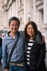 Jensen & Joanne Ma