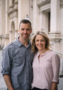 Nigel & Sarah Keegan