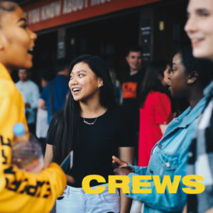 Youth Crews (11-18yrs)