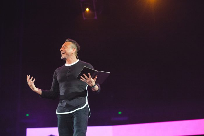 Reaching Your Sphere | Erwin McManus