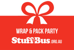 Wrap & Pack Party