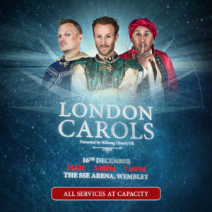 LONDON CAROLS   SSE ARENA, WEMBLEY