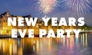 31 DEC: New Years Eve Party (Amsterdam)