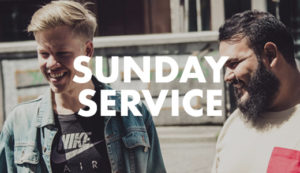 Sunday Services 18/08