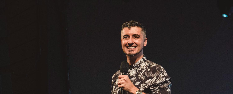 Raphael Galante, Pastor - Hillsong São Paulo