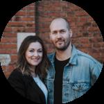 John & Tennille Borefelt, Lead Pastors Hillsong Milan