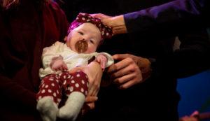 AMS: Baby Dedications