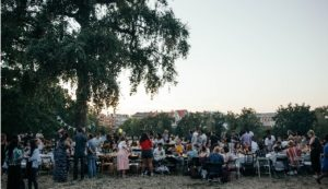 Dinner Parties in the Park