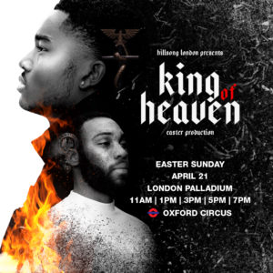 'KING OF HEAVEN' Easter Production