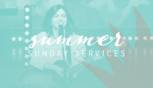 Sunday Services 23/06