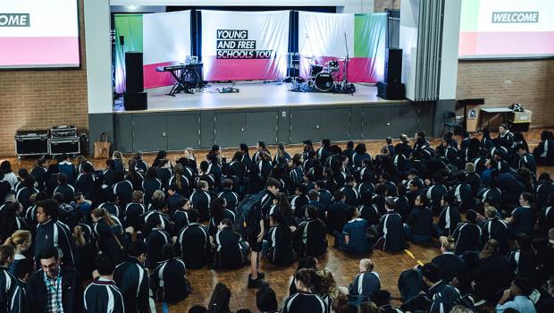 Schools Tour 2019