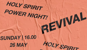 Holy Spirit Revival Night