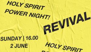 Holy Spirit Revival Night