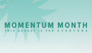 Momentum Month