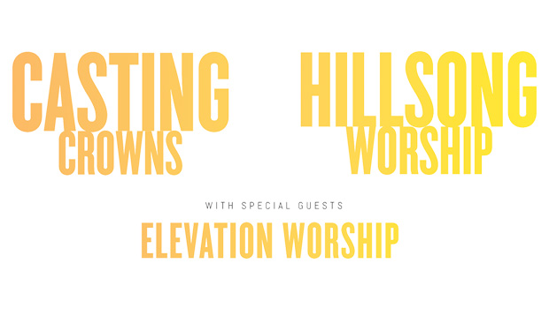Hillsong Worship USA Tour with Casting Crowns