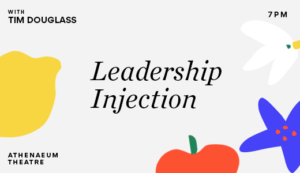 Leadership Injection with Tim Douglass