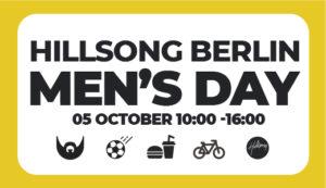 Men's Day with Ps Brendan White | Hillsong France